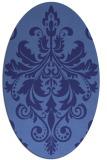 rug #193699 | oval traditional rug