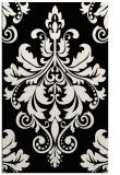 rug #193773 |  black rug