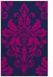 rug #193797 |  pink damask rug