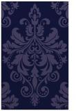 rug #193853    blue-violet traditional rug