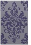 rug #193857 |  blue-violet traditional rug