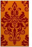 rug #193957 |  orange traditional rug