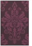 rug #193993    purple traditional rug