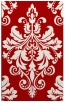 rug #194009 |  red traditional rug