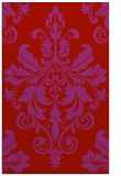 rug #194021 |  red traditional rug