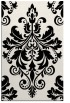 rug #194041 |  black traditional rug