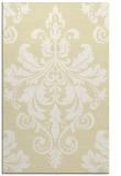 rug #194061 |  white damask rug