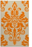rug #194085 |  orange traditional rug