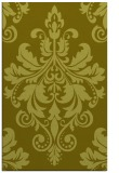 rug #194089 |  light-green damask rug
