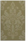 rug #194093 |  light-green damask rug