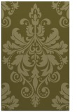 rug #194101 |  light-green damask rug
