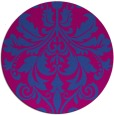 rug #194224   round traditional rug