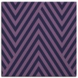 rug #194921   square purple graphic rug