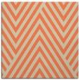 rug #195021 | square orange popular rug