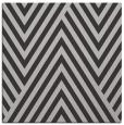 rug #195025 | square orange graphic rug