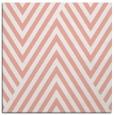 rug #195045 | square white stripes rug