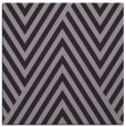rug #195061   square purple stripes rug