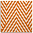 rug #195093 | square red-orange graphic rug