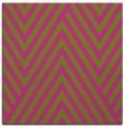 rug #195153 | square light-green popular rug