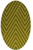 rug #195497 | oval graphic rug