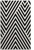 rug #195533 |  white stripes rug