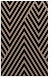 rug #195541 |  black stripes rug