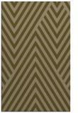 rug #195649 |  brown graphic rug