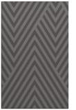 rug #195677 |  brown stripes rug