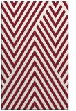 rug #195741 |  pink stripes rug