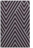 rug #195765 |  purple stripes rug