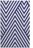 rug #195809    blue stripes rug