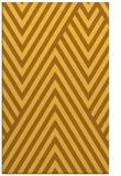 rug #195833    yellow graphic rug