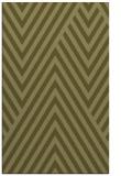 rug #195861 |  light-green stripes rug