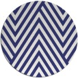 rug #196161 | round blue graphic rug
