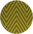 rug #196201 | round light-green rug