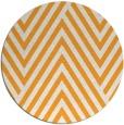 rug #196229   round light-orange graphic rug