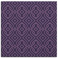 rug #202601 | square purple traditional rug
