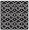 rug #202680   square retro rug