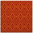 rug #202694 | square traditional rug