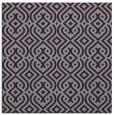 rug #202741 | square purple retro rug