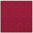 rug #202757 | square red traditional rug