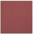 rug #202833 | square pink traditional rug