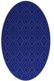 rug #202962 | oval traditional rug