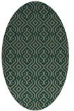 rug #202980 | oval traditional rug