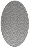 rug #203060   oval traditional rug