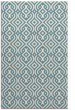rug #203233 |  blue-green traditional rug