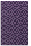 rug #203305 |  purple traditional rug