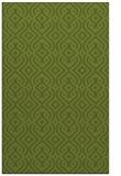 rug #203333 |  green retro rug