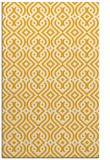 rug #203545 |  light-orange traditional rug