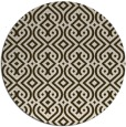 rug #203715 | round traditional rug